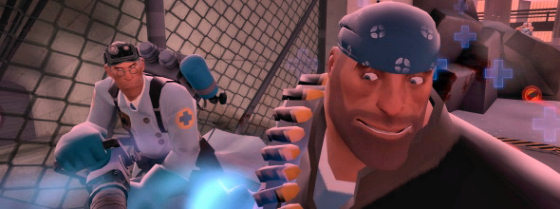 Short lines are key to victory in TF2 and dare I say: life?