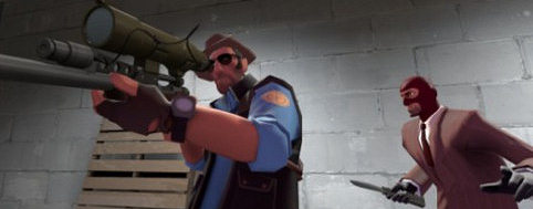 Snipers and Spies in TF2 can drive you nuts, don't!