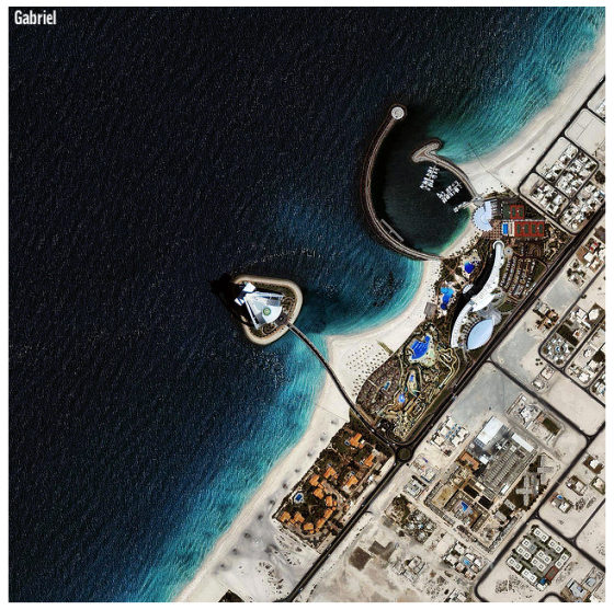 Bird's eye View Photography of Dubai