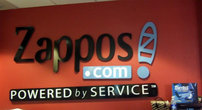 Hands down, Zappos won the Best Customer Service crown!