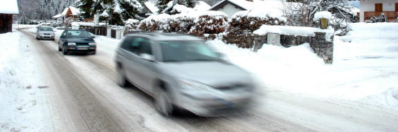 Safe Winter Driving Tips - Photo credit Sxc