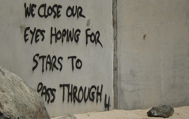 dubai-streets-graffiti-we-close-our-eyes-hoping-for-stars-flickr-Michael-Coghlan
