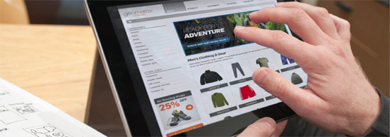 US Shoppers Prefer Tablets - according to reports