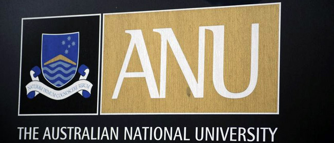 Logo of The Australian National University (ANU)