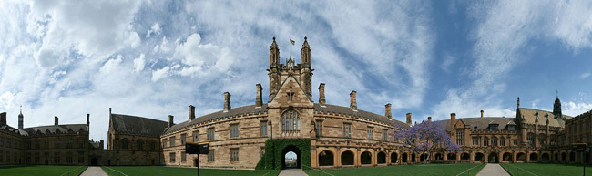University of Sydney, Sydney, NSW, is an amazing place to study and live, making it top our list of Australian universities.
