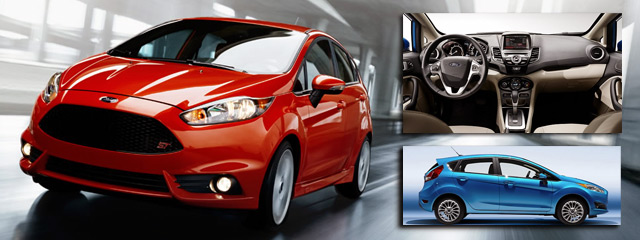 Ford Fiesta 2014 contender in cheap cars race