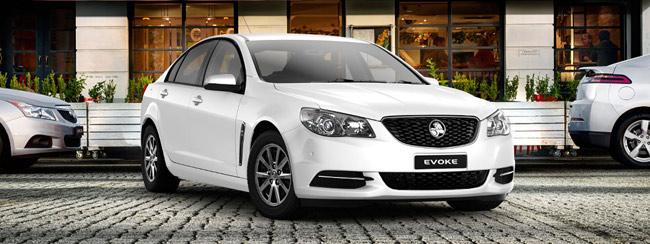 The Australian Holden is a contender in the realm of Australian-made cars