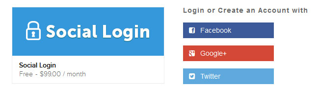 Access Social Login directly from your Shopify admin