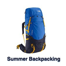 Best 5 Summer Backpacking Products On Amazon