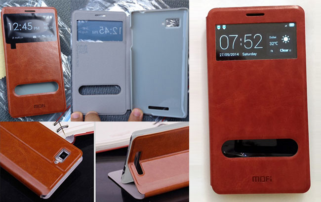 A cover is a must-have for the Lenovo Vibe Z