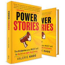 Use Power Stories, Not Plain About Us Pages