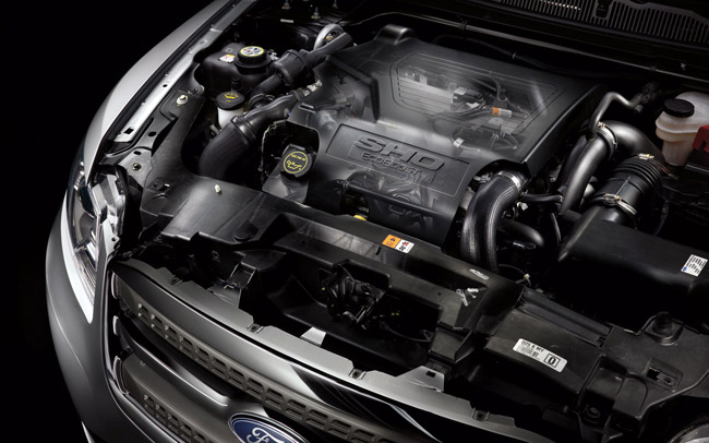 Ford Escape 2015's engine