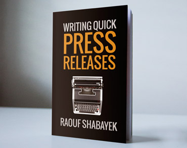 Writing Quick Press Releases is quite easy, let me show you how.