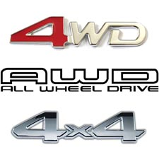Which is better: 4WD vs AWD vs FWD vs RWD