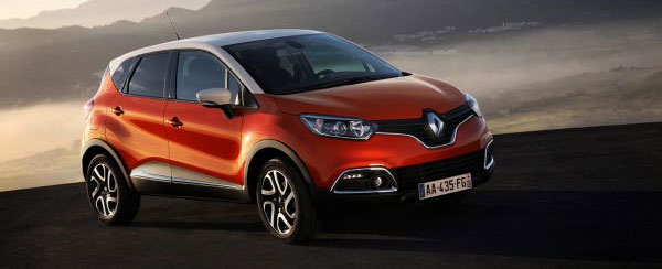 The 2016 Renault Captur