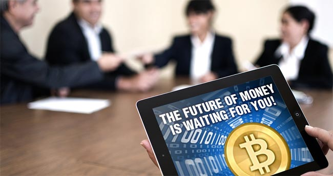 Bitcoin can be the currency of the future so don't rule it out.
