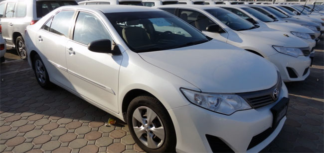 Japanese cars, the most popular used cars in UAE