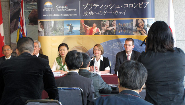 A press conference held in Hong Kong - Public Relations Agencies in Hong Kong Activities