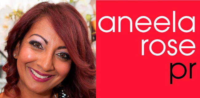 Aneela Rose PR was established in 2004