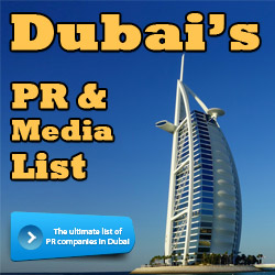 Buy the Dubai PR & Media List