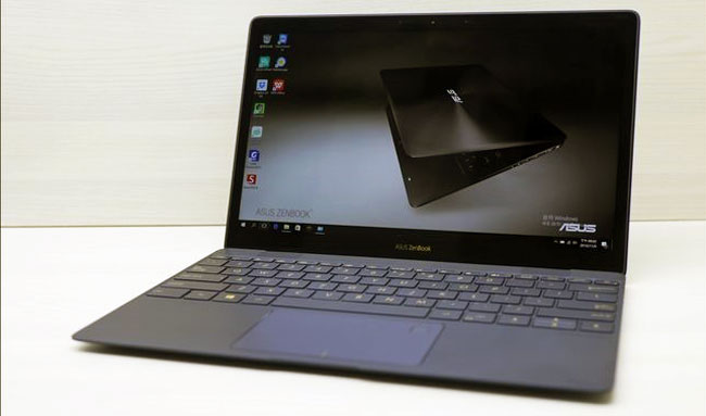 The Asus ZenBook 3 did not impress us and we don't like it.