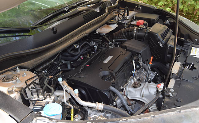 Under the hood, where all the magic happens!