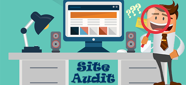 Site Audit can and will save you lots of headache and recover your lost profits.